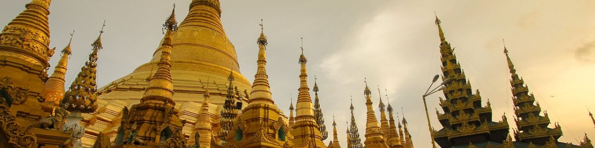 Headline for 5 Must See Pagodas in Myanmar – A Look at Ancient Buddhist Architecture