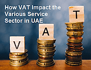 How VAT Impact the Various Service Sector in UAE