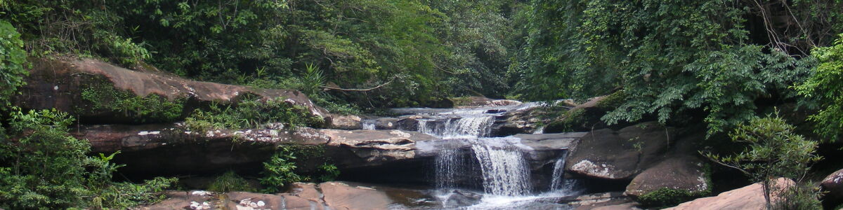 Headline for 5 Waterfalls to Hunt in Thailand – Experience the Natural Magic!