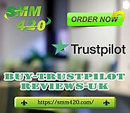 Buy Trustpilot Reviews UK - SMM420 Buy Real Non drop Trustpilot Review