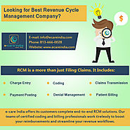 Are you looking for best revenue Cycle management?