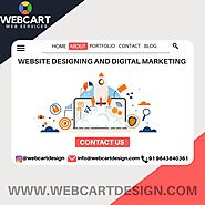 #1 Wordpress development company in Delhi | webcart