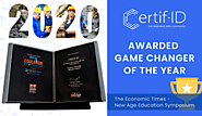 Certif-ID: Game Changer in Disruptive Technology Education Solution