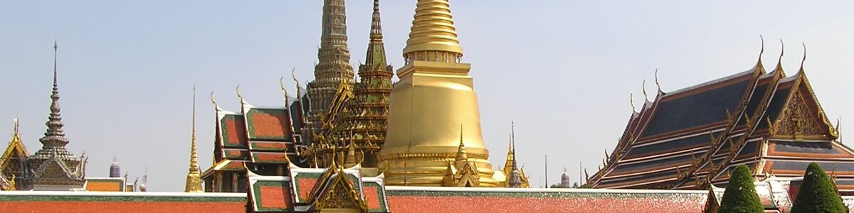 Headline for Must-See Temples in Bangkok – The Most Important Ones!