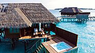 On The Deck Of An Overwater Villa