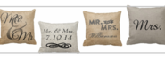 Mr and Mrs Burlap Pillows - Best Customized Wedding Gift (with image) · mond4