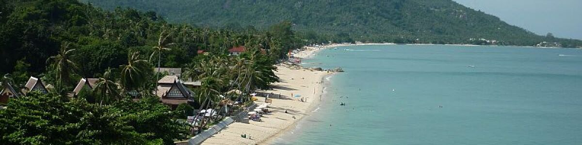 Headline for The Best 5 Beaches in Koh Samui – All the Sun, Sand & Surf You Desire!