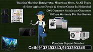 Whirlpool Service Center in Secunderabad | 24x7 Service