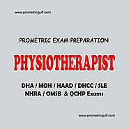 Physiotherapist mcq questions asked for Prometric gulf exam - Prometric exam mcq's study online