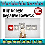 Buy Negative Google Reviews | Buy 1 Star bad Google Reviews - Per $10