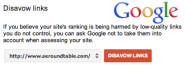 Report: Google Disavow Tool Removed A Manual Link Penalty