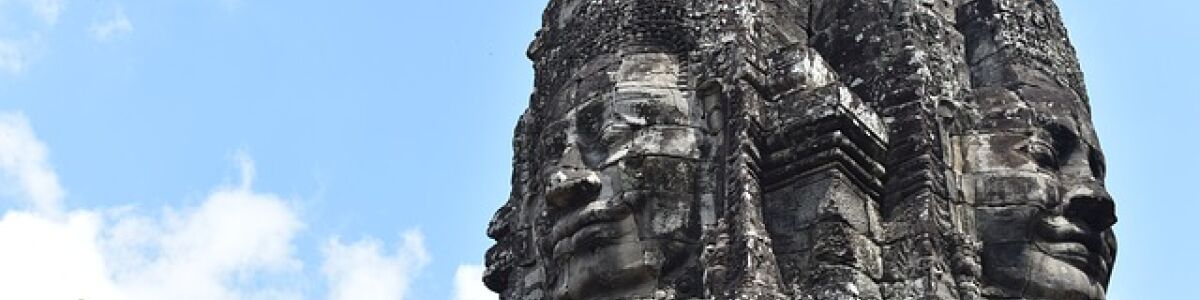 Headline for Five Great Temples to visit in Siem Reap – A Window to the Past