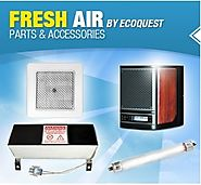 New Fresh Air By Ecoquest Usa