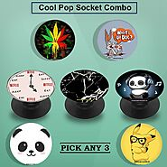 Buy PopSockets Online India at Beyoung