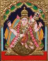 Tanjore Paintings, Arts, Portraits from South India