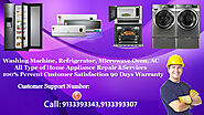 Side by side Refrigerator Service Center in Hyderabad