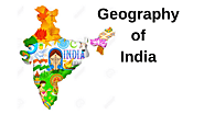 Geography of India | Physio-graphic Divisions of India - Knoansw