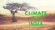 Climate of India | Factors affecting Indian Climate - Knoansw