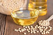 The Main Health Benefits Of Soybean Oil