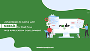 Node.JS: Things to Know Before Building Web App Development - Elsner