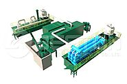 Continuous Pyrolysis Plant - Large Scale | 24/7 Running
