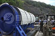 Rubber Pyrolysis Plant for Sale - Recycling Rubber to Oil