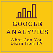 What is Google Analytics and What Can You Learn from It? - The Marketing Barn
