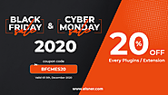 Black Friday and Cyber Monday 2020: Perfect Extension Store Sale Live Now