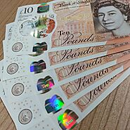 Where to buy counterfeit pounds in UK | Authentic Bank Notes Online