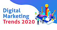 Top 7 Digital Marketing Trends for 2020