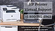 Hp Printer Setup 1-8007956963 & Fixes Hp Printer Problems Instantly