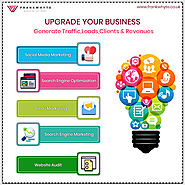 Upgrade Your Business With Digital Marketing Services in Blackburn