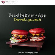 Food Delivery Mobile App Development Lancashire