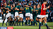 Springboks took sea of red as a challenge - www.xchangetickets.com