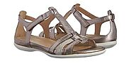 Flash Warm Grey Gladiator Sandal review - airGads