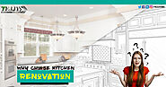 Why Choose Kitchen Renovation in DC?