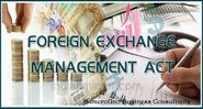 Basic Guidelines of the FEMA (Foreign Exchange Management Act)