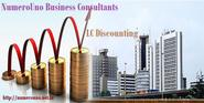 #LC-Discounting Supports Your Company Grow
