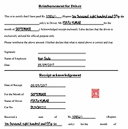 create a receipt book online free