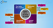 Major River Systems of India and Their Tributaries - DataFlair