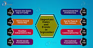 Important Dates and Events in September Month - DataFlair