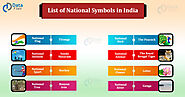 18 Must Know National Symbols Of India - DataFlair