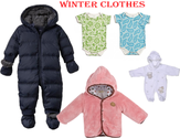 How To Choose Baby Clothes In Winter