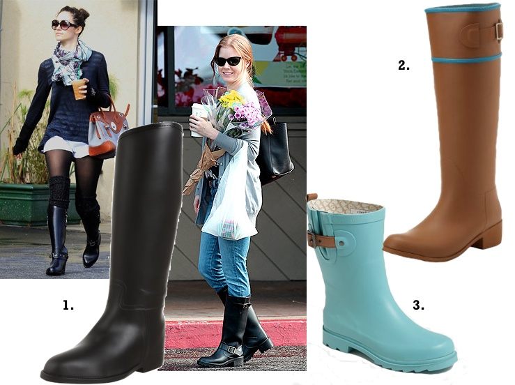 Most Stylish Rain Boots