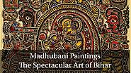 Madhubani Paintings The Spectacular Art of Bihar | Akkaara