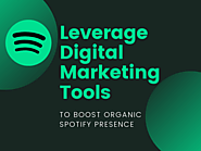 Organic Spotify Promotion Tools