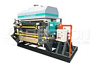 Paper Pulp Moulding Machine for Sale in Beston - Paper Pulper Machine