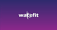 Online Pillows and Cushions Design Concept – Wakefit