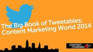 Content Marketing World 2014: Articles About The Event