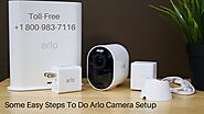Instant Arlo Setup 1-8009837116 Fix Arlo Won't Connect to WiFi | Reset Arlo Camera